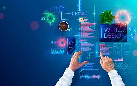6 Unique Web Design Trends for 2021