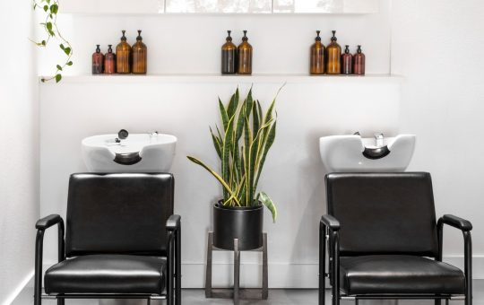 How to Make Your Salon Look More Modern